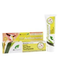 Organic Tea Tree - Toothpaste