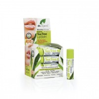 Organic Tea Tree - Lip Balm